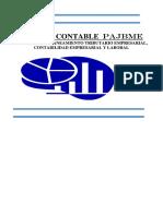 Estudio Contable Pajbme Logo