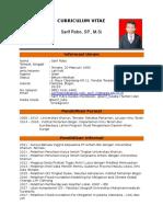 CV Sarif Robo