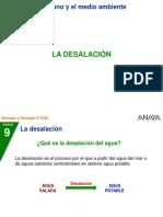Una Solución Oportuna Para El Desafío Hídrico en La Costa Peruana