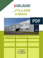 Catalogue Des Prix Suard Bellemon Outillage a Mains