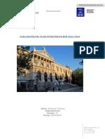 Evaluacion Plan Estrategico BNE 2012 2014