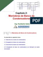 2.0 Maniobras de Banco de Condensadores(10)