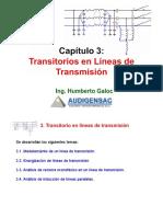 3.0 Transitorios en Líneas de Transmisión(36)