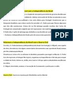 Relaciona a Revolução Liberal com a Independência do Brasil.docx