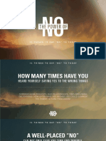 THE POWER OF NO SLIDE SHOW PRESENTATION.pdf