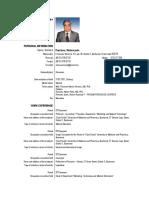 CV Membru PurcareaVictorLorin