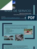 Nivel de Servicio1