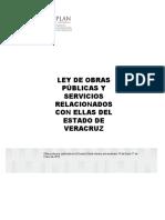 Ley de Obras Publicas Ver