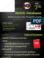 9. NoSQL Databases