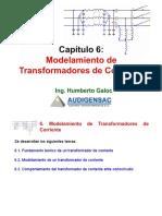 6.0 Modelamiemto de Transformador de Corriente(18)