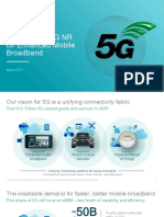 Accelerating 5g New Radio Nr for Enhanced Mobile Broadband and Beyond