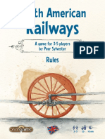North American Railways English Rules