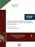 PFC Pablo Nuevo Duque - AnáLisis de Factores Que Influyen en La Suciedad de Paneles Fotovoltaicos