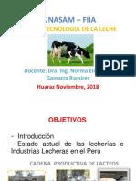 Clase 1 Tecnologia de Leche 2018