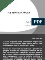 Temas Da Prova - Paulo Pimenta