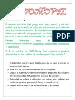 Tarea de Primera Evidencia (TICS)
