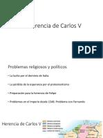 La Herencia de Carlos V