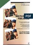 Multilingual Publishing