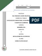 Catálogos de Conductores,Accesorios y Eq.de Alumbrado...