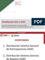4. SGP Y SGR, DNP
