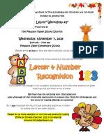 invitation november
