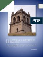 1.- Diagnostico Del Distrito de Espinar