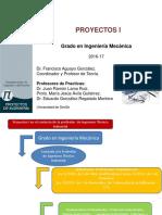 Presentación Proyectos_i 2017 18