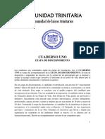 COMUNIDAD TRINITARIA - CUADERNO UNO.pdf