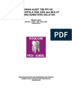 Laporan Audit PPI 2018 April-Juni