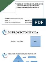 Proyecto Integrador de Saberes 2013