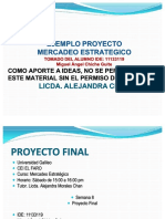 Docdown 2018 Ejemplo Proyecto Mercadeo Estrategico Lic Alechan