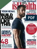 Men s Health UK November 2017
