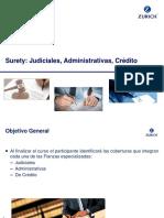 Presentación Surety Judiciales Administrativas Crédito 10032017