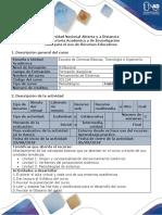 Guía Para El Uso de Recursos Educativos - Sopa de Letras y Crucigrama