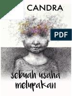 Boy Candra - Sebuah Usaha Melupakan.pdf