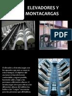 140562933 Elevadores y Montacargas POWER POINT.