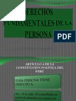 Derechos Fundamentales de La Persona - Herrera Bartolo Jhojan