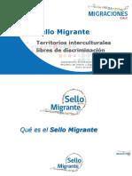 Sello Migrante
