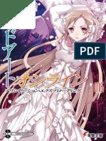 Sword Art Online Jilid 16 - Alicization Exploding http://isekaipantsu.com/