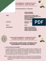 DIAPOSITIVAS DERECHO MINERO.pptx