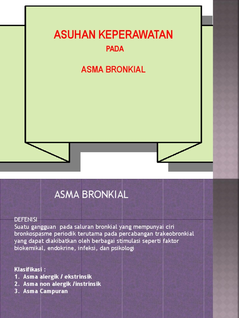 Askep Asma Bronkial Pdf Download