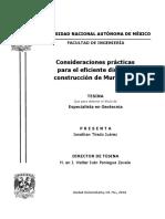 Consideraciones Para El Eficiente Diseño y Construccion de Muro Milan-16!10!18