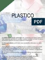 Plasticos TEI1 PROCESOS Ciclo 01 2016