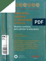 Filosofia Cultura Racionalidad-Carlos Cullen