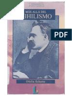 Mas Alla Nihilismo-Ofelia Schutte