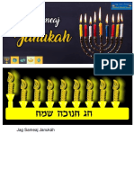 Guia de Janukáh Yoshua Ben Efrayim 2018