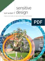 Australian Water Sensitive Urban Design
