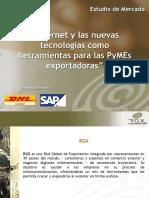 Internet y las nuevas tecnologías como herramientas de exportación 2008