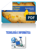 Plan de Tecnologia e Informatica_instituto Gabriel Garcia Máquez