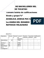 Boleta de Calificaciones Modificada